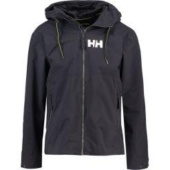 6201ac2514aed Helly Hansen Kurtka przeciwdeszczowa ebony. Kurtki outdoor i hardshell marki  Helly Hansen.