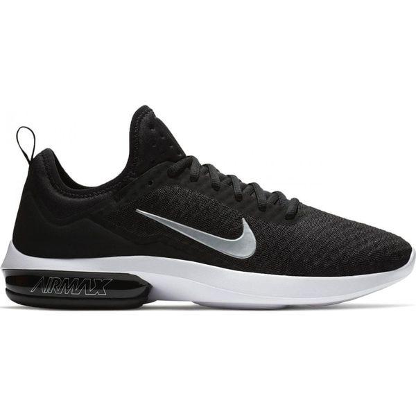 Nike buty do biegania męskie Men'S Air Max Kantara Running ShoeBlackMetallic Silver Cool Grey 42,5