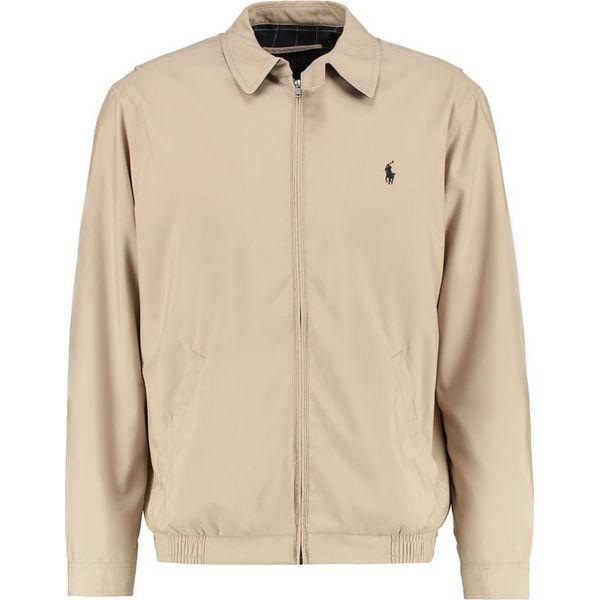 bb4f48db93d5f Polo Ralph Lauren Kurtka wiosenna khaki uniform - Brązowe kurtki ...