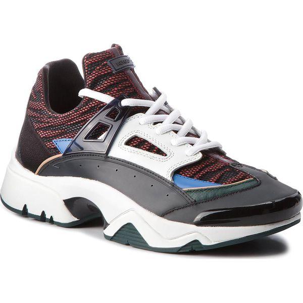 6130405cf9e8f Sneakersy KENZO - F865SN350F74 Multicolore 72 - Buty sportowe casual ...