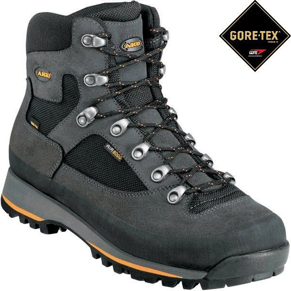53ab53cdb8497 Aku Buty Trekkingowe Conero Gtx Black/Grey 7,5 (41,5) - Buty ...