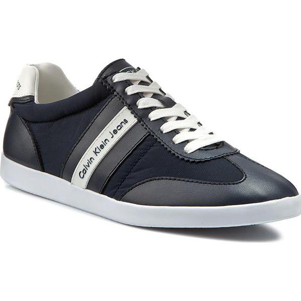 d2f55f7bac Sneakersy CALVIN KLEIN JEANS - Ace SE8185 Navy - Buty sportowe ...