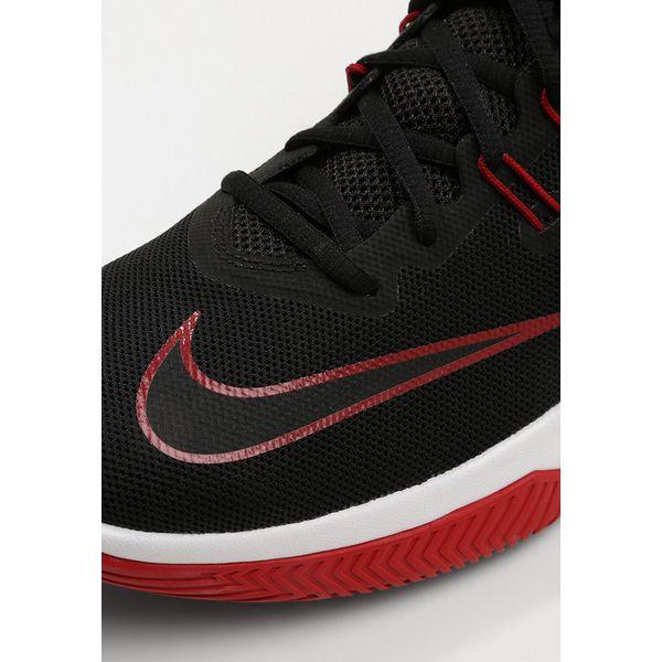 Nike Performance AIR VERSITILE II Obuwie do koszykówki blackwhitegym red