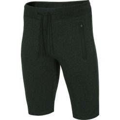 fb771f716bd8f 4F. Spodnie. 59.99 zł 99.99 zł. -33%. Spodenki dresowe męskie SKMD300 - ciemny  szary melanż.