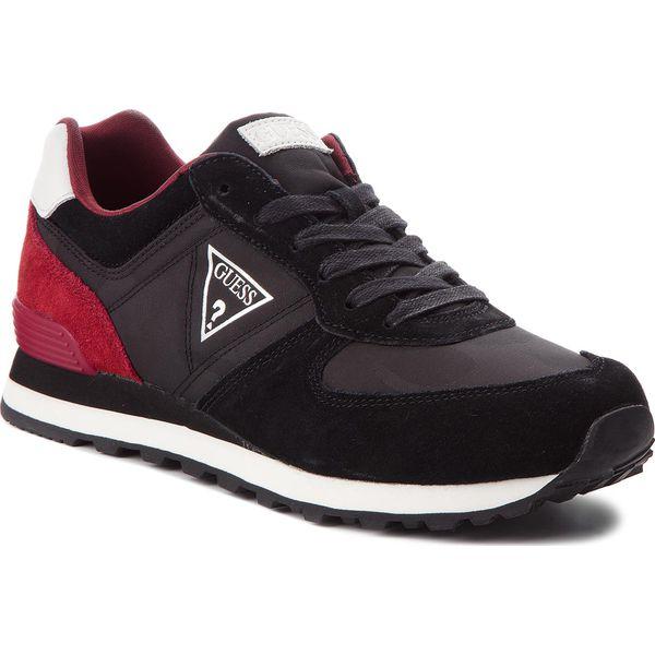Zaawansowane Sneakersy GUESS - FMCRL3 SUP12 BLACK - Buty sportowe casual marki ZV31