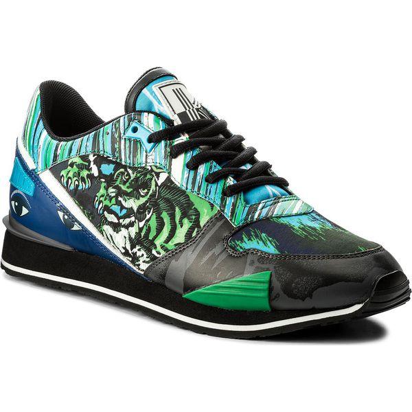 f332001178f8c Sneakersy KENZO - F855SN340L79 Multicolor - Buty sportowe casual marki KENZO,  z materiału. Za 1,129.00 zł. - Buty sportowe casual - Obuwie męskie -  Odzież, ...