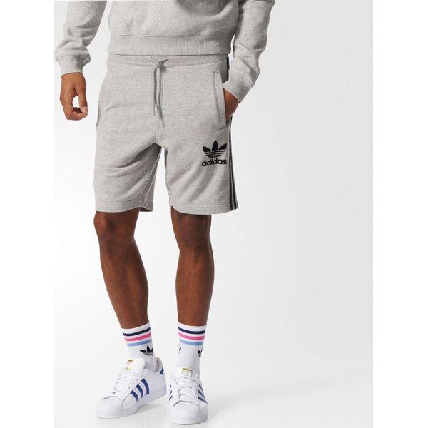 e019b38d Adidas Szorty adidas Originals CLFN FT Shorts szare r. XL (BK0005)