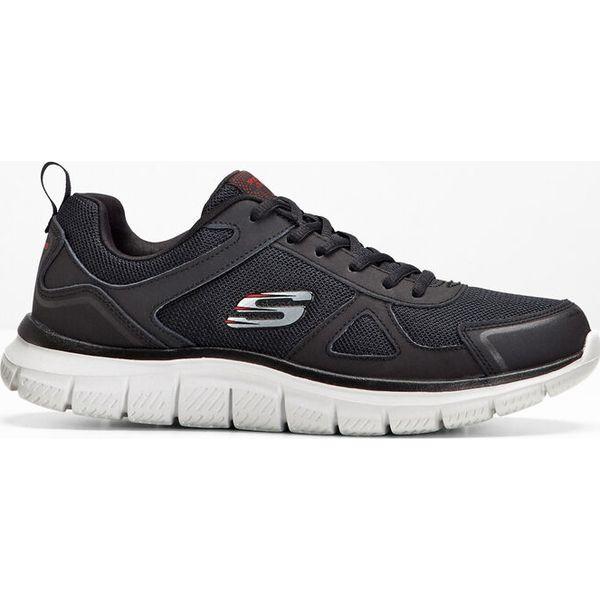 Sneakersy Skechers z pianką Memory bonprix czarno biały