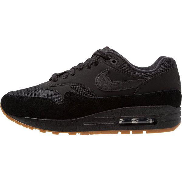 Darmowa dostawa najnowszy projekt uważaj na Nike Sportswear AIR MAX 1 Sneakersy niskie black/medium brown