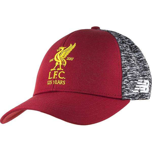 ead6681ba Czapka Liverpool - MH734004RDP - Czerwone czapki z daszkiem New ...