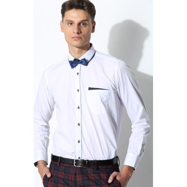 e002f001d99eb6 Biała Koszula Upper Class - Koszule Born2be, l. Za 34.99 zł ...