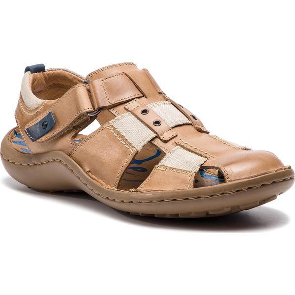 60e33f102b1fb Sandały KRISBUT - 1176-6-9 Beżowy - Sandały marki Krisbut. Za 239.00 ...
