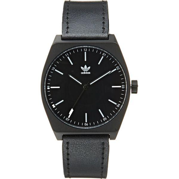 8bdff8b71992f Adidas Timing PROCESS Zegarek all black/white - Moda w Men's Health