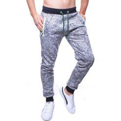747b1f85 Spodnie męskie materiałowe jogger - Spodnie materiałowe - Kolekcja ...