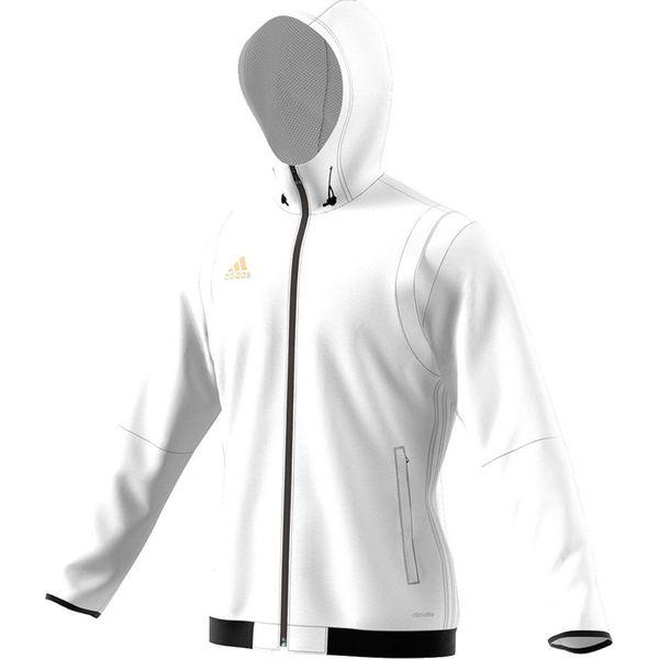 fc5d29675c85a Adidas Kurtka męska UFB Woven Jacket biała r. L (AX7211) - Kurtki ...