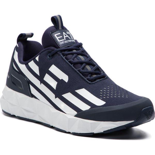 2665194d611b2 Sneakersy EA7 EMPORIO ARMANI - X8X033 XCC52 D813 Navy/White - Buty sportowe  casual marki EA7 Emporio Armani. Za 859.00 zł. - Buty sportowe casual -  Obuwie ...
