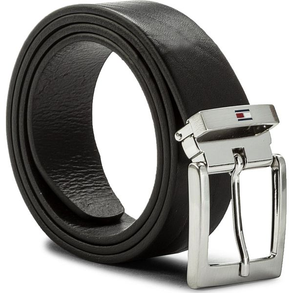 Pasek Męski TOMMY HILFIGER - Adjustable Belt 3.5 AM0AM03302 85 002 ... a8f6f4baf3