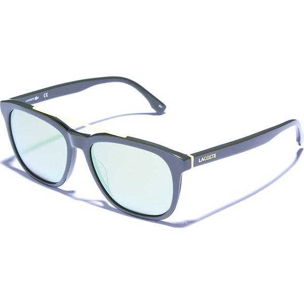 Okulary Męskie W Kolorze Antracytowo Złotym Okulary