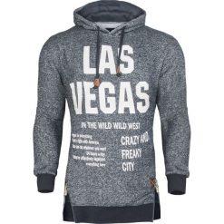 Długa bluza męska Bluzy Kolekcja lato 2020 Moda w