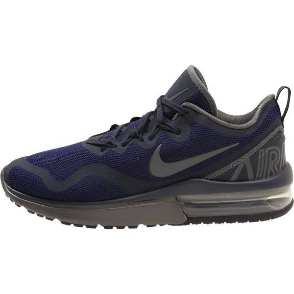 factory price b1dc3 56005 Nike Performance AIR MAX FURY Obuwie do biegania treningowe obsidian deep  royal blue dark grey