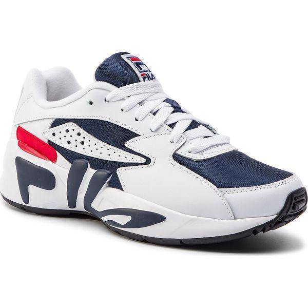 9f2e5c18 Sneakersy FILA - Mindblower 1RM00128.422 Fila Navy/Fila Red