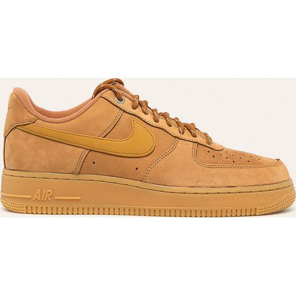 Nike Sportswear Buty skórzane Air Force 1 '07