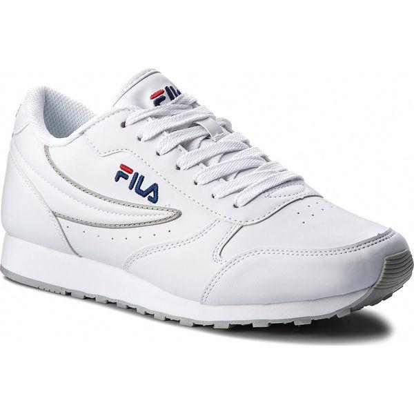 acbb7c52 Sneakersy FILA - Orbit Low 1010263.1FG White