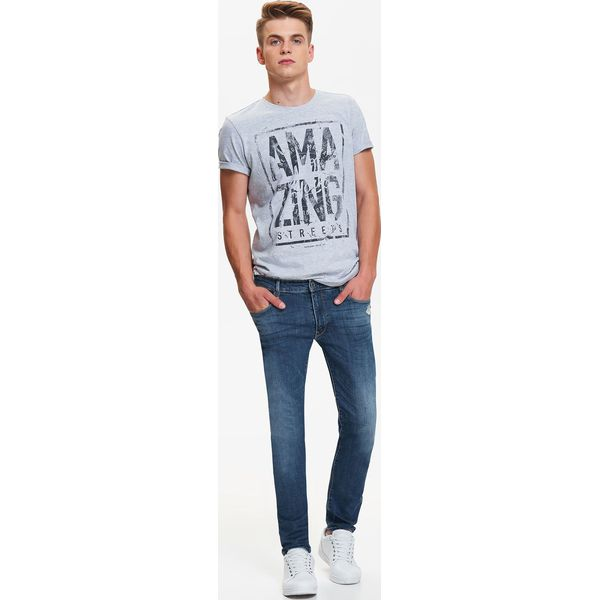 1153d7e70c17a Spodnie marki TOP SECRET - Kolekcja wiosna 2019 - Moda w Men's Health