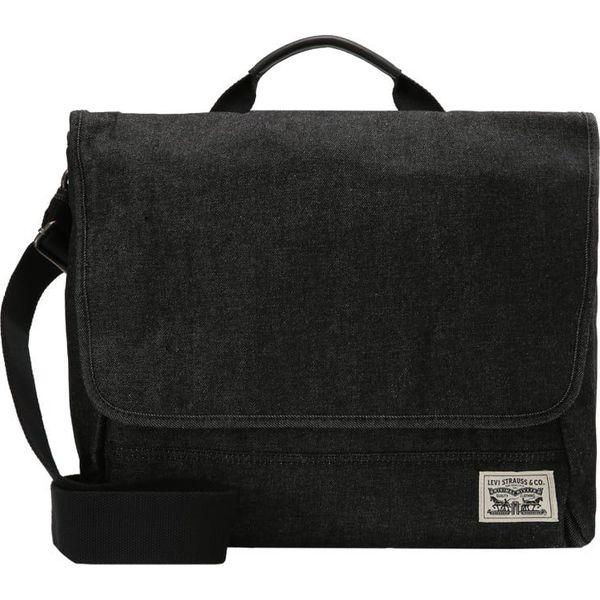 37d9fe319d6bb Levi's® Torba na ramię dark grey - Torby na laptopa marki Levi's®. W ...