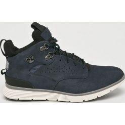 Wyprzedaż niebieskie obuwie męskie Timberland Kolekcja