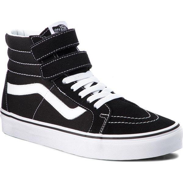 Sneakersy VANS SK8 Hi Reissue V VN0A3MV66BT BlackTrue White