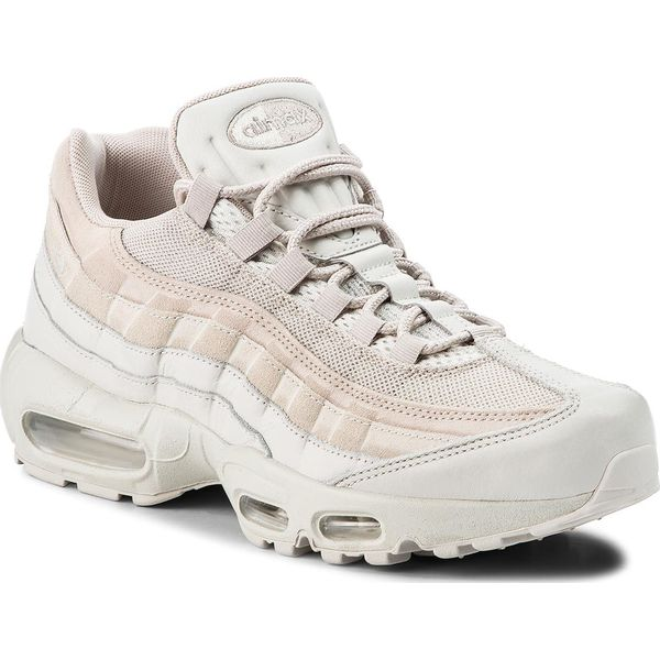 Buty NIKE Air Max 95 Prm 538416 011 Light BoneLight BoneString