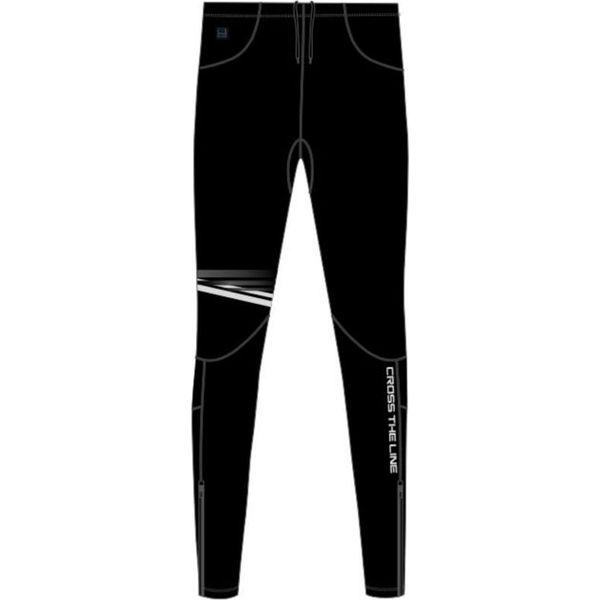3f226fe499a242 IQ Spodnie męskie RESNO Black r. XL - Spodnie treningowe długie . Za ...