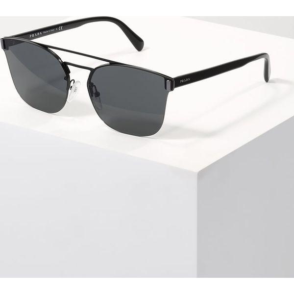bc3d7303173 Prada Okulary przeciwsłoneczne black grey - Okulary przeciwsłoneczne ...