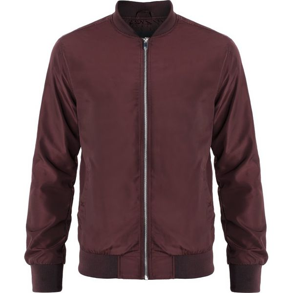 073426fc0679c Burton Menswear London RAISIN Kurtka Bomber bordeaux - Kurtki marki ...