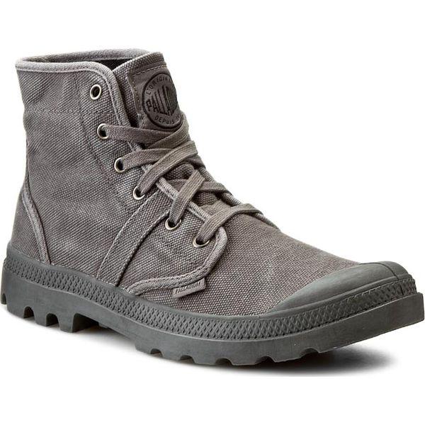 wyprzedaż ze zniżką ograniczona guantity specjalne do butów Trapery PALLADIUM - Pallabrouse 02477029M Metal