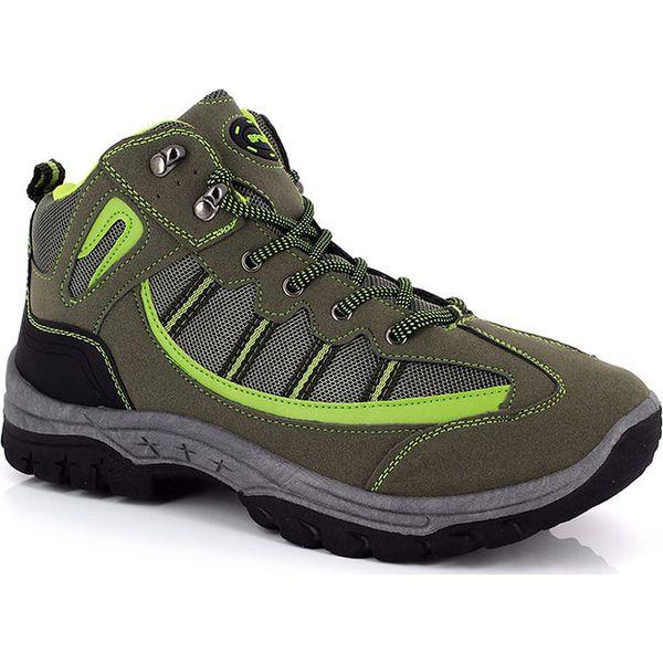 fc6873ff Skórzane buty trekkingowe