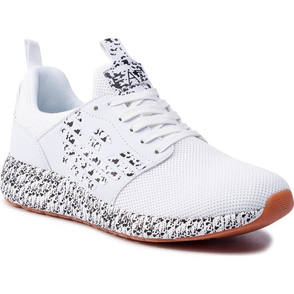 2cfe4bbf18461 Sneakersy EA7 EMPORIO ARMANI - X8X023 XK052 D611 White/Black - Buty sportowe  casual marki EA7 Emporio Armani. Za 739.00 zł. - Buty sportowe casual -  Obuwie ...
