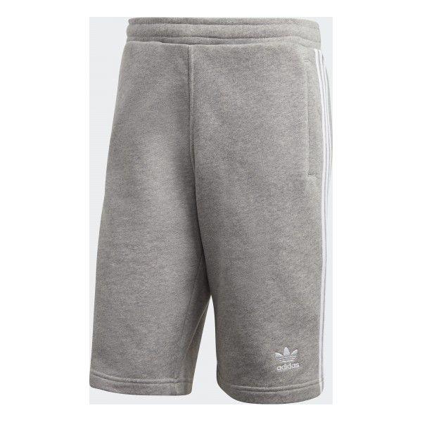 Adidas Spodenki męskie Originals 3 Stripes Short szare r. XL (CY4570)