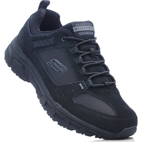 8f42e97f Sneakersy Skechers bonprix czarny - Buty sportowe casual bonprix. Za ...