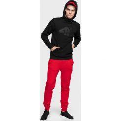 bluza męska 4F Bluza męska Maciek Kot Collection BLM500 szary melanż