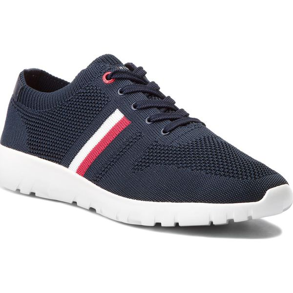 Sneakersy TOMMY HILFIGER - Extra Lighweight Knitted Runner ... ea21aa450eb