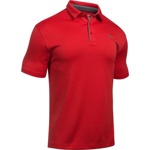 outlet na sprzedaż Data wydania nowy styl Under Armour Koszulka męska Tech Polo Czerwona r. M (1290140-600)