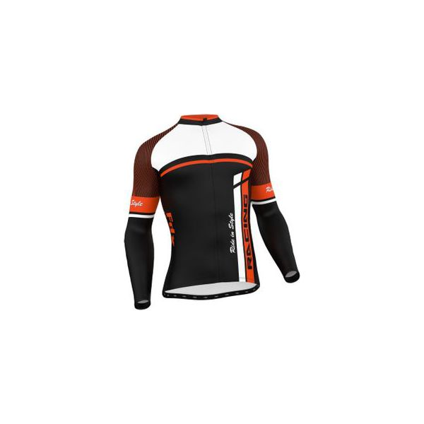 Bluza rowerowa męska FDX Cycling Thermal Long Sleeve Jersey L