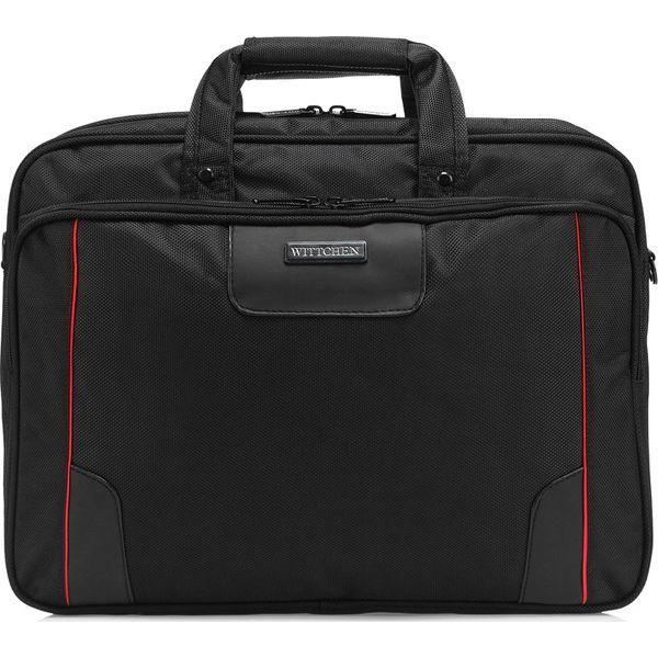 5c473b746bd57 Torba na laptopa 85-3P-107-1 - Czerwone torby na laptopa marki ...