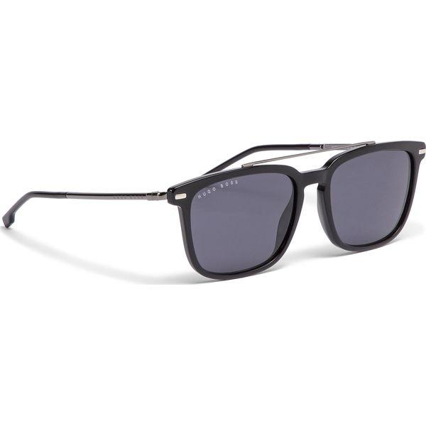 eebc5b9e560 Okulary przeciwsłoneczne BOSS - 0930 S Black 807 - Okulary ...