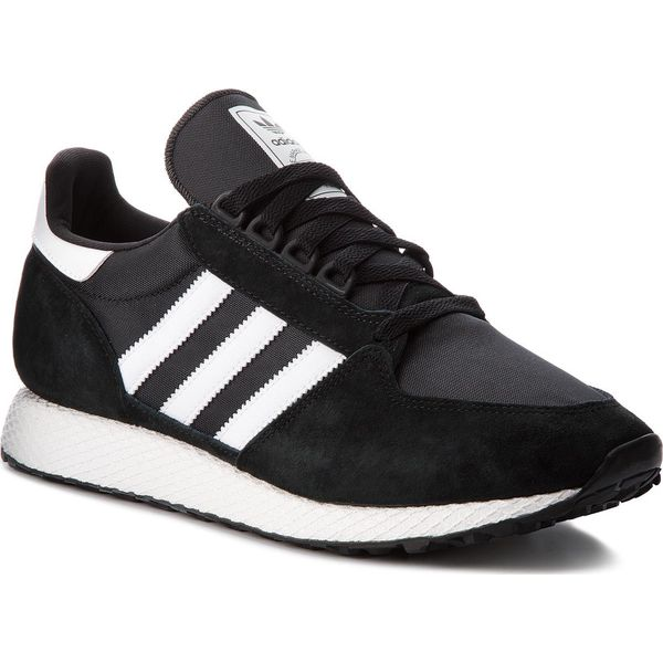 new product cdd3e 8c4a6 Buty adidas - Forest Grove B41550 CblackFtwwhtCblack - Czarn