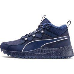 Niebieskie obuwie męskie Puma, bez zapięcia Kolekcja