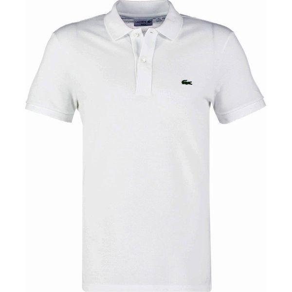 ad58d9083 Lacoste PH4012 Koszulka polo white - Koszulki polo sportowe marki ...