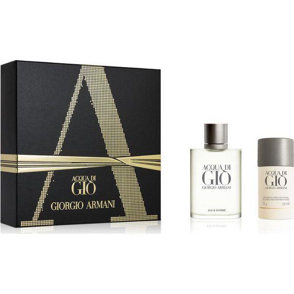 313f7b3fd99fb Giorgio Armani Acqua di Gio Zestaw zapachowy 1.0 st - Perfumy męskie ...